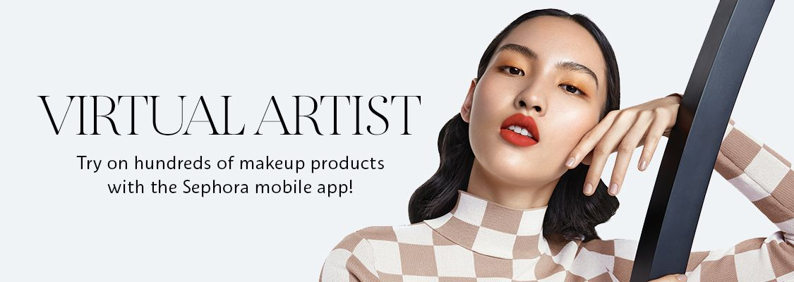 Virtual Artist: try on hundreds of shades on the latest version of the app