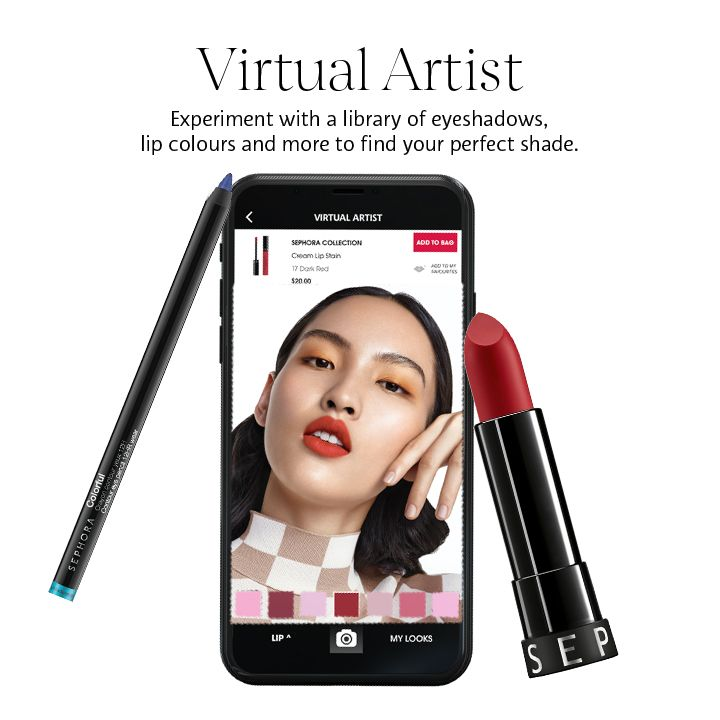 Get inspired with the app-only blog, BeautyFeed