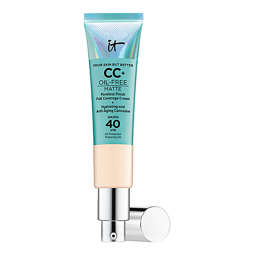 Your Skin But Better Cc+ Cream Oil Free Matte With Spf 40