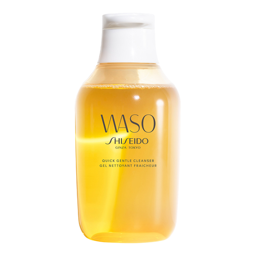 Shiseido Waso Quick Gentle Cleanser review - WILDCHILD