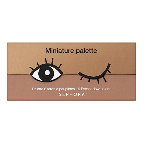 Miniature Eyeshadow Palette