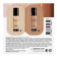 10 Hr Wear Perfection Foundation   Shade 22 Light Natural + Shade 33 Medium Walnut (2 X 0.18g)
