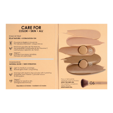 Care Foundation   22 P & 30 P Pink Medium (1g)