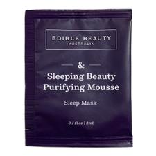 & Sleeping Beauty Purifying Mousse Sleep Mask   2ml