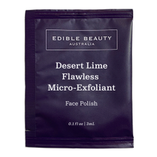 Desert Lime Flawless Face Micro Exfoliant Face Polish (3ml)