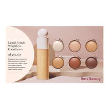 Liquid Touch Weightless Foundation + Always An Optimist Illuminating Primer Blister Card