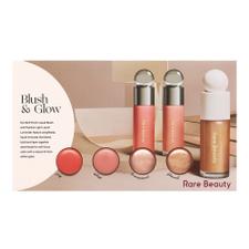 Soft Pinch Liquid Blush And Positive Light Liquid Luminizer Blister Card